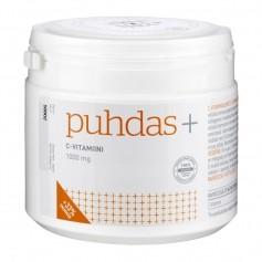Puhdas+ Puhdas+ C-vitamiini 1.000 mg (askorbaatti) kampanja