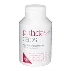Puhdas+ Puhdas+ Beauty Kollageeni + biotiini  kampanja