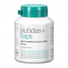 Puhdas+ Caps Saccharomyces boulardii 250 mg