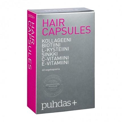 Köpa billiga Puhdas+ Hair Capsules online