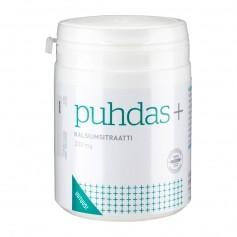 Puhdas+ Puhdas+ Kalsiumsitraatti 200 mg