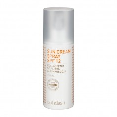 Puhdas+ Puhdas+ Sun Creme Spray SPF 12