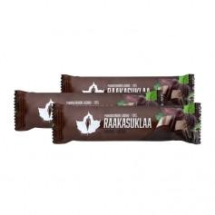 3 x Puhdistamo rå choklad, EKO
