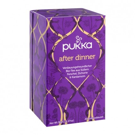 Pukka After Dinner Tee Bio