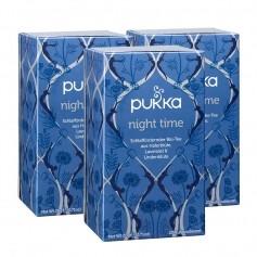 3 x Pukka Night Time Tee Bio