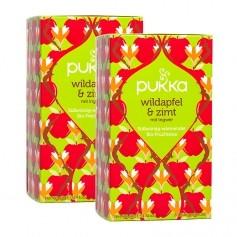Pukka Bio Wildapfel & Zimt Tee