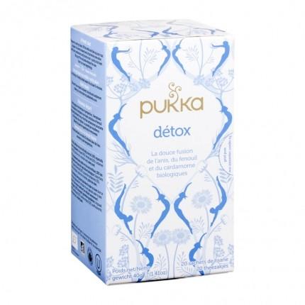 Pukka, INFUSION DÉTOX