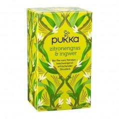 Pukka Zitronengras & Ingwer Tee Bio