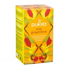 Pukka, INFUSION TROIS GINGEMBRES
