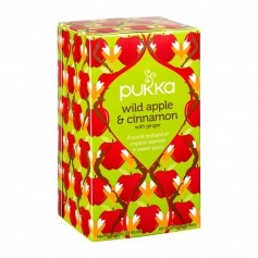 Pukka Wild Apple Cinna 20