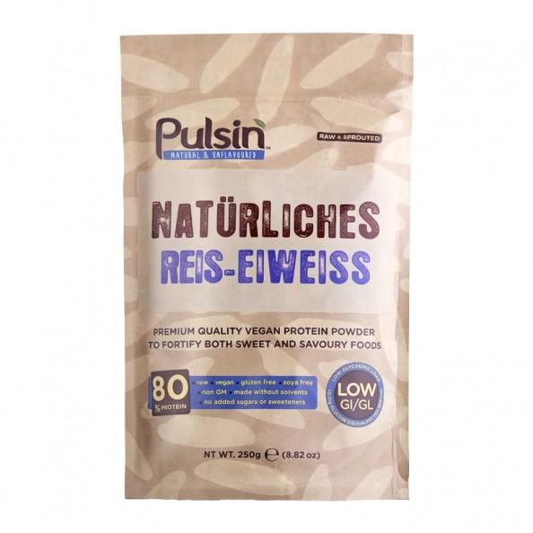 Pulsin prot ines de riz en poudre chez nu3 for Poudre de riz cuisine