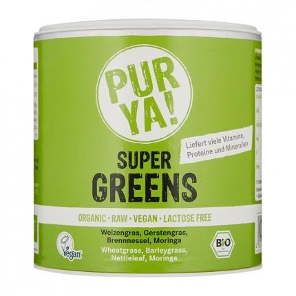 PURYA! Bio Super Greens, Pulver