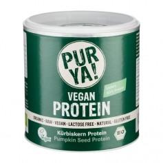 PURYA! Bio Vegan Protein - Kürbis Protein, Pulver