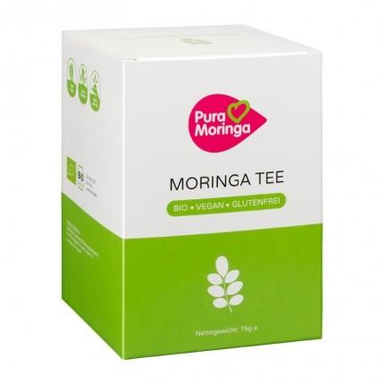 PURA MORINGA Bio Moringa-Tee Pures Aroma
