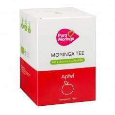 PURA MORINGA Bio Moringa-Tee Türkischer Apfel