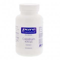 Pure Encapsulations Colostrum 40% IgG