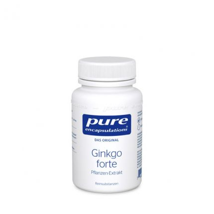 Pure Encapsulations Ginkgo forte