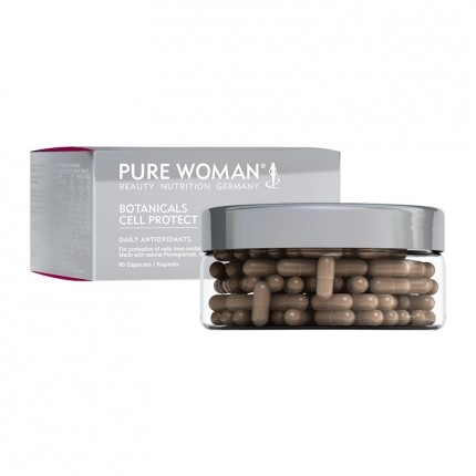 Pure Woman Botanicals Cell Protect