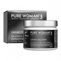 Pure Woman Caviar Collagen, Pulver