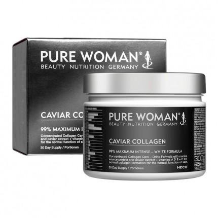 Pure Woman Caviar Collagen, pulver