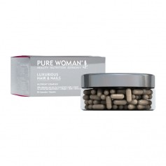 Pure Woman Hair & Nails Nutrition Complex, Kapseln