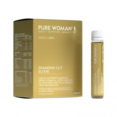 Pure Woman Gold Label Diamond Cut Elixir