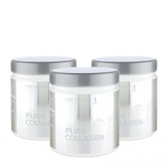 Pure Woman Pure Collagen Dreierpack