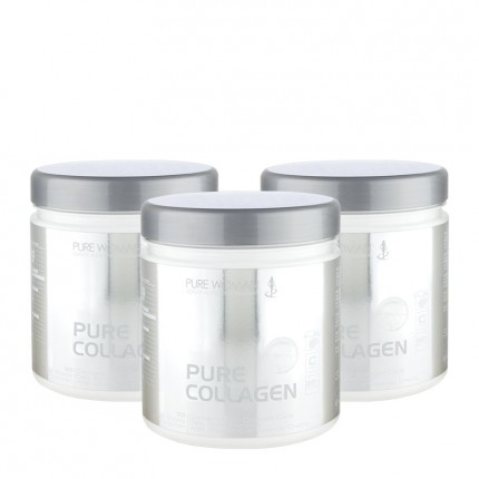 Pure Woman Pure Collagen Dreierpack