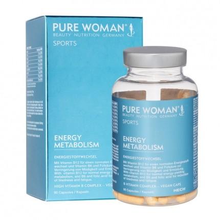 Pure Woman Vitamin B Complex Capsules
