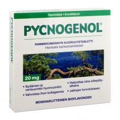 Hankintatukku Pycnogenol 20 mg