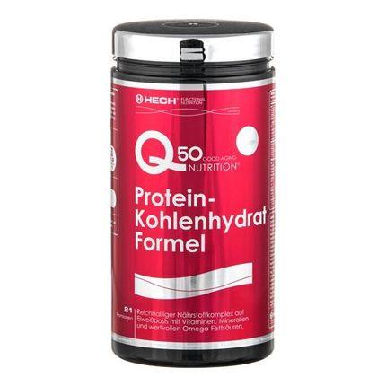Q50 Protein Kohlenhydrat Formel Schoko, Pulver