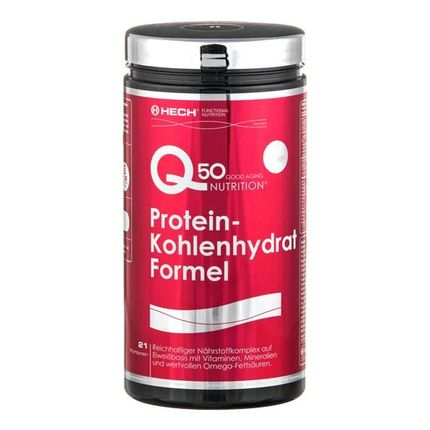 Q50 Protein Carbohydrate Formula Chocolate Powder