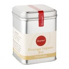 Quertee Bio Früchtetee - Orange-Ingwer