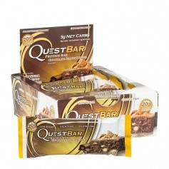 Quest Nutrition Quest Bar Chocolate Peanut Butter