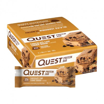 Quest Nutrition Quest Bar Chocolate Chip Cookie Dough