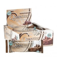 Quest Nutrition Quest Bar Double Chocolate Chunk
