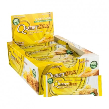 Quest Nutrition Quest Bar Lemon Cream Pie
