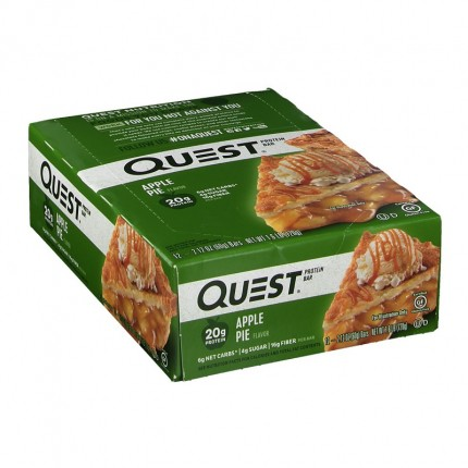 Quest Nutrition Quest Bar Apple Pie