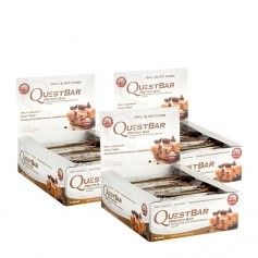 3 x Quest Nutrition Quest Bar Chocolate Chip Cookie Dough