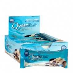 Quest Nutrition Quest Bar Cookies & Cream