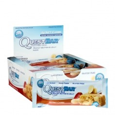 Quest Nutrition Quest Bar Peanut Butter & Jelly