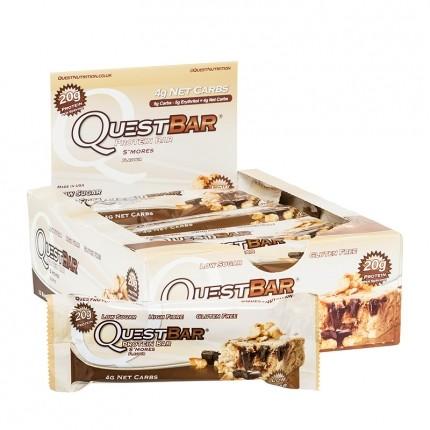 Quest Nutrition Quest Bar S'mores, Riegel