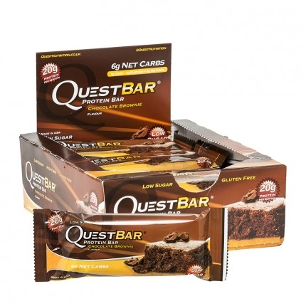 Quest Nutrition Quest Bar Chocolate Brownie
