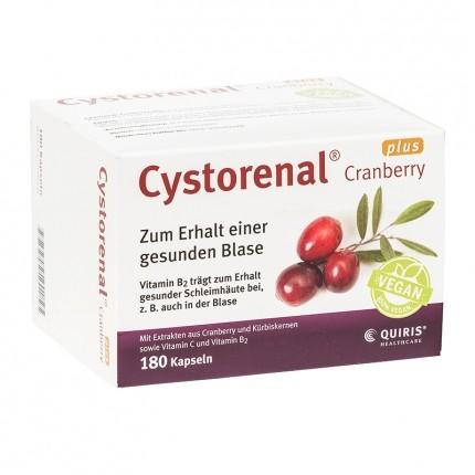 Quiris Cystorenal Cranberry plus