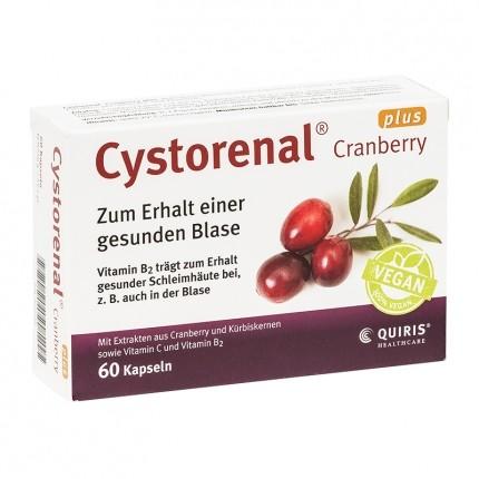 Cystorenal Cranberry plus, Kapseln
