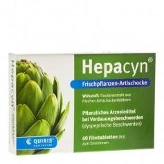 Quiris Hepacyn Frischpflanzen-Artischocke Filmtabletten