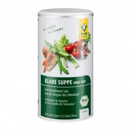 Raab Vitalfood Bio Klare Suppe