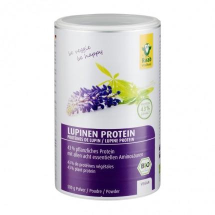Raab Vitalfood Bio Lupinen Protein, Pulver