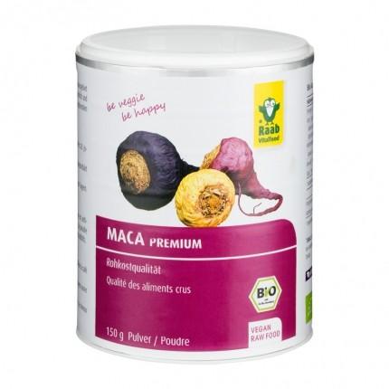 Raab Vitalfood Bio Maca Premium, Pulver