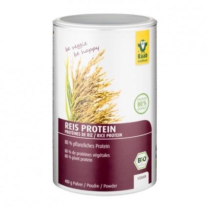 Raab Vitalfood Reis Protein, Bio-Pulver